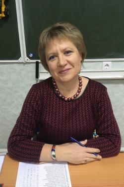 Никитина Наталья Ивановна